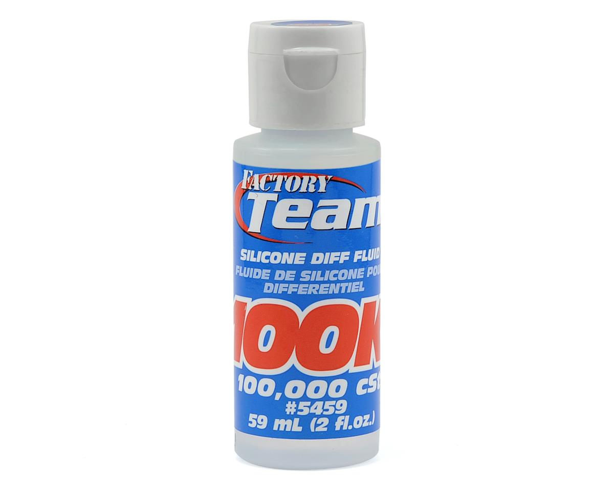 Silicone Differential Fluid (2oz) (100,000cst) by Team Associated