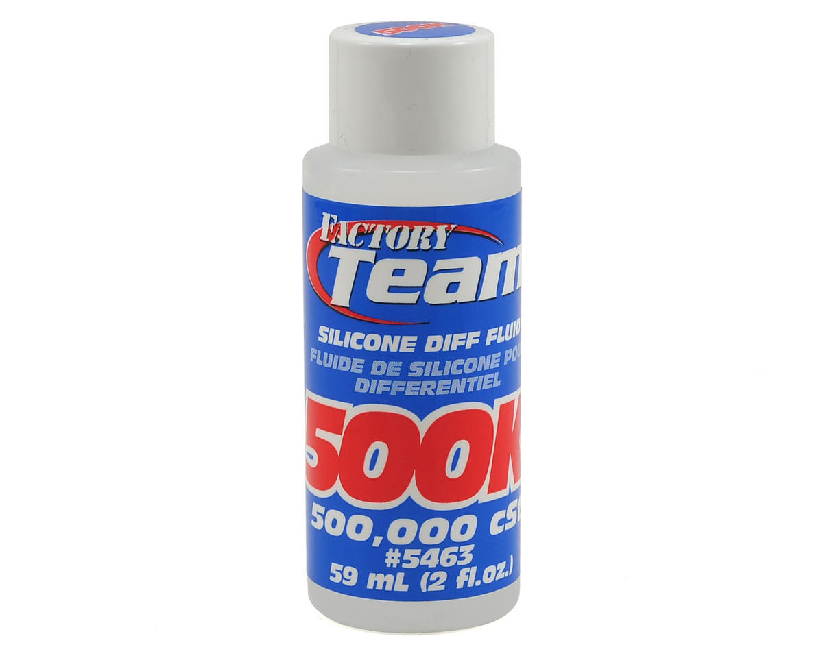 Team Associated Silicone Differential Fluid (2oz) (500,000cst)