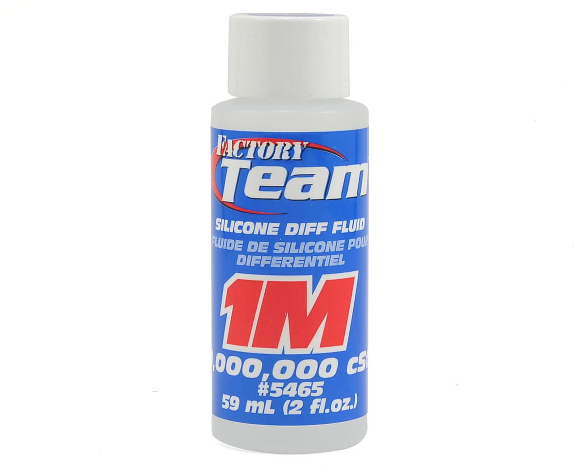 Silicone Differential Fluid (2oz) (1,000,000cst) by Team Associated