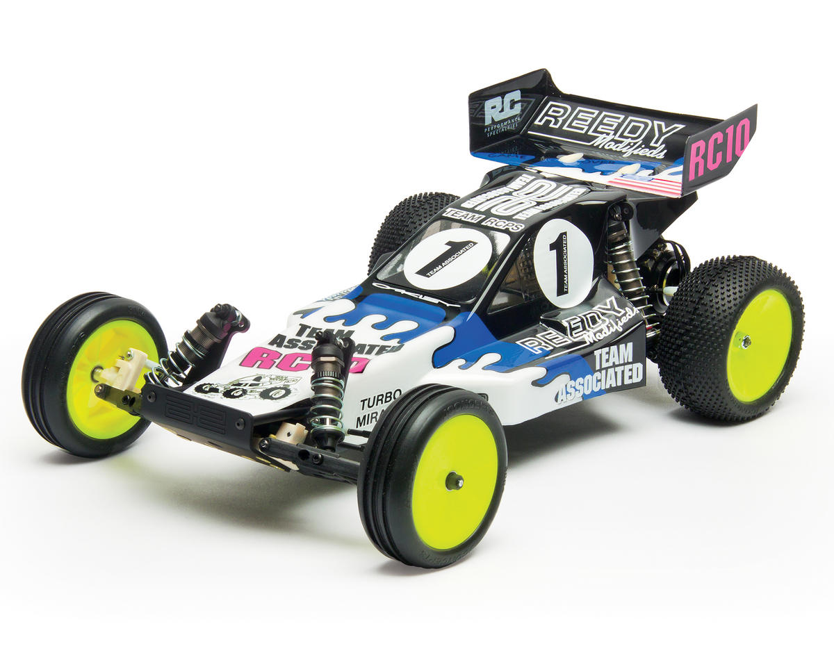 RC10 World's Car 1/10 Electric Buggy Kit by Team Associated