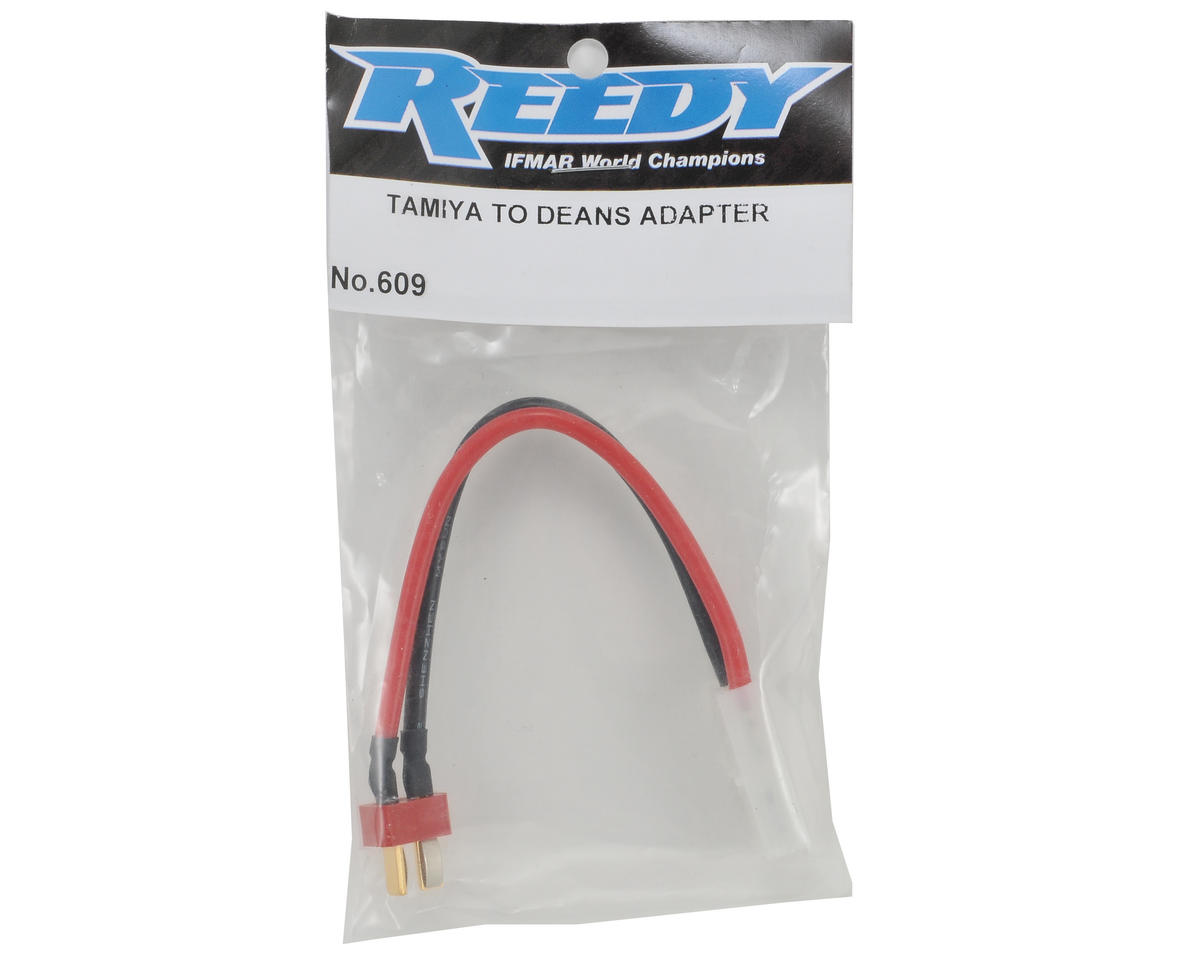 Team Associated Charge Adapter (Tamiya to Deans)