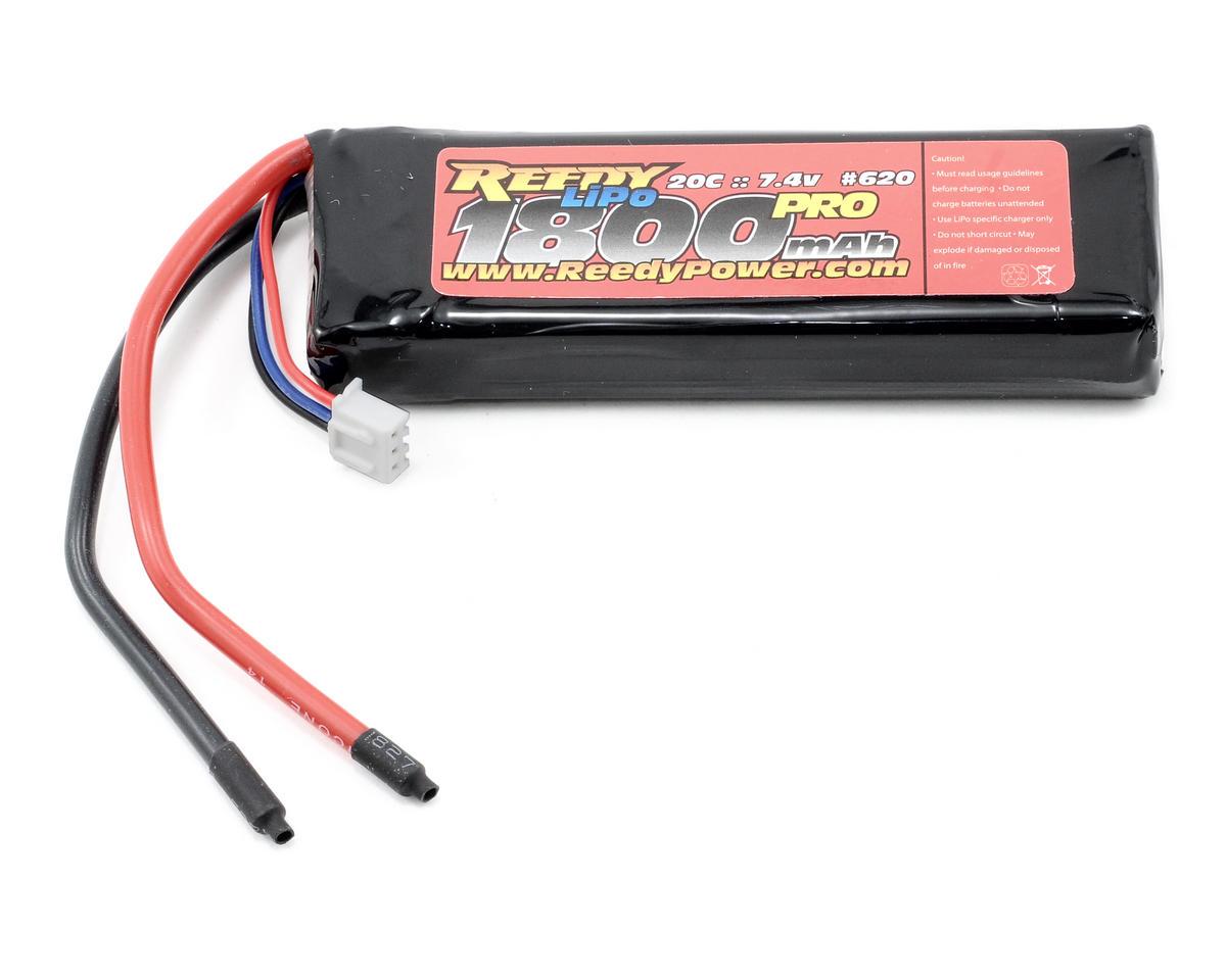 Reedy 2S Micro LiPo Battery Pack 20C (7.4V/1800mAh)