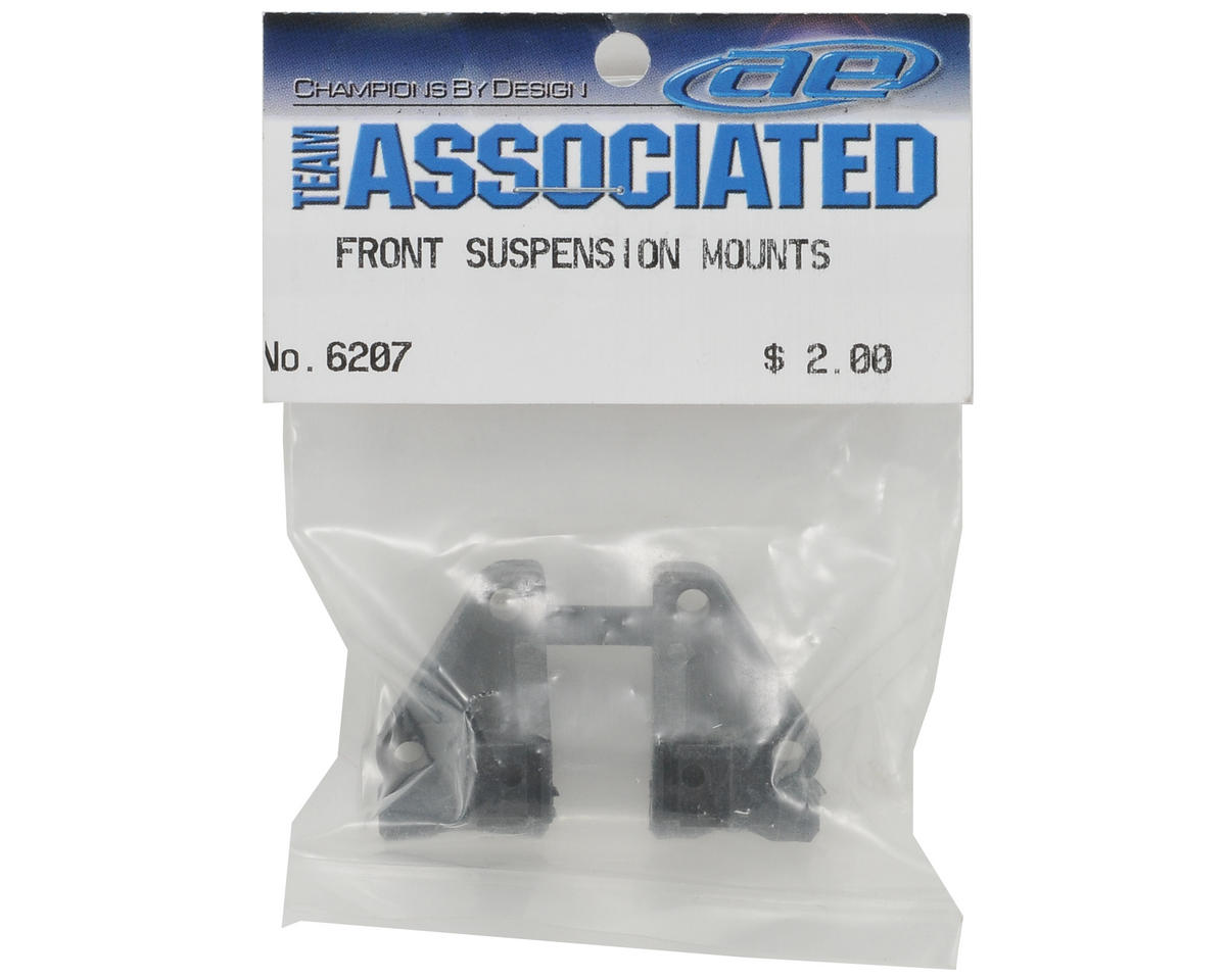 Team Associated Front Suspension Mount Set (RC10)