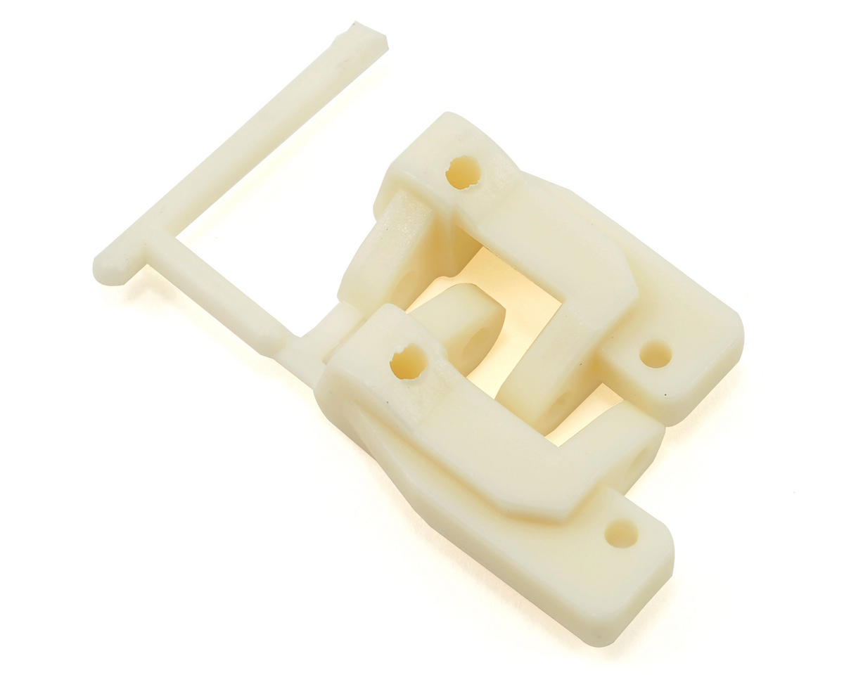 Team Associated RC10 Worlds Front Caster Block (2)