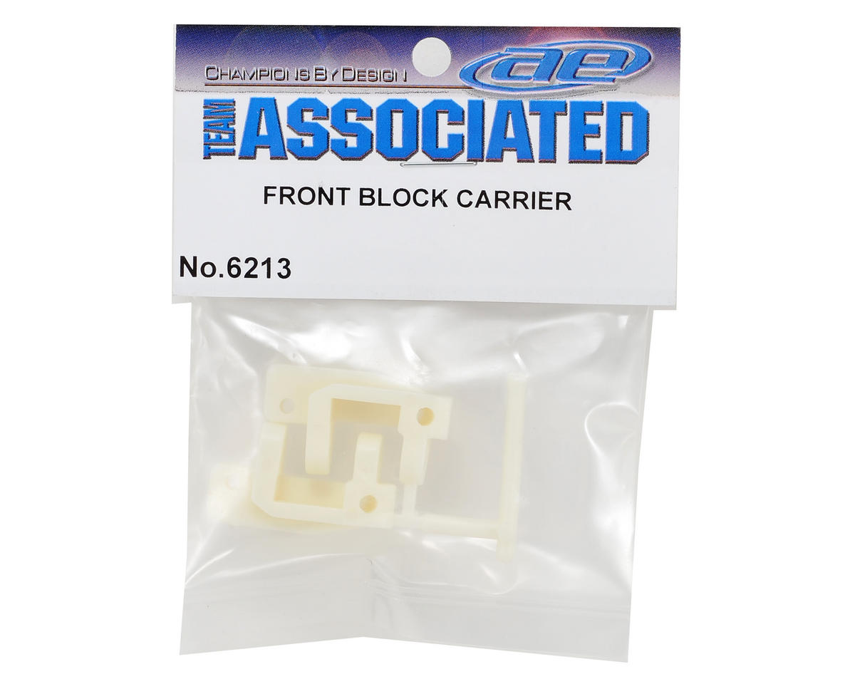 RC10 Front Caster Block (2) by Team Associated