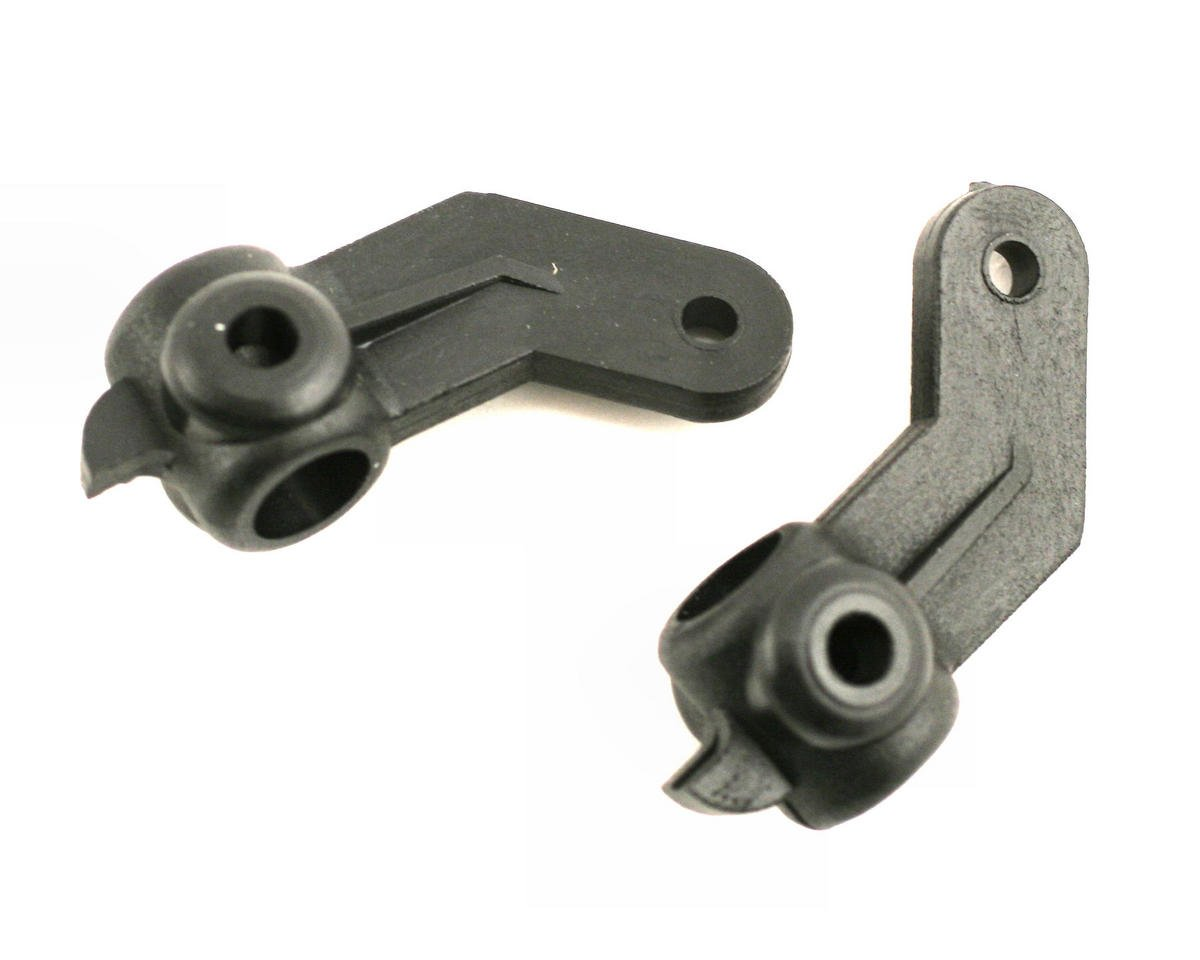 Inline Steering Blocks RC10 by Team Associated