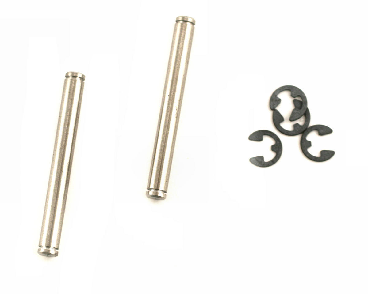 Team Associated RC10 Worlds Hinge Pins Outer & Clips