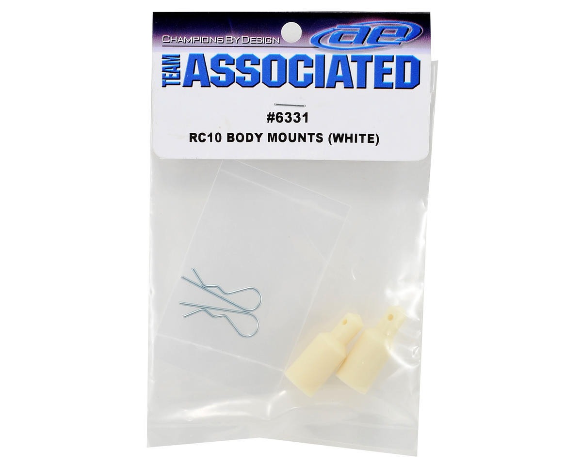 Team Associated RC10 Body Mount Set
