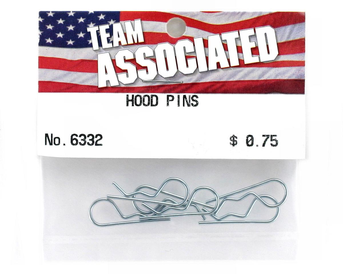 Team Associated Body Clip (6)
