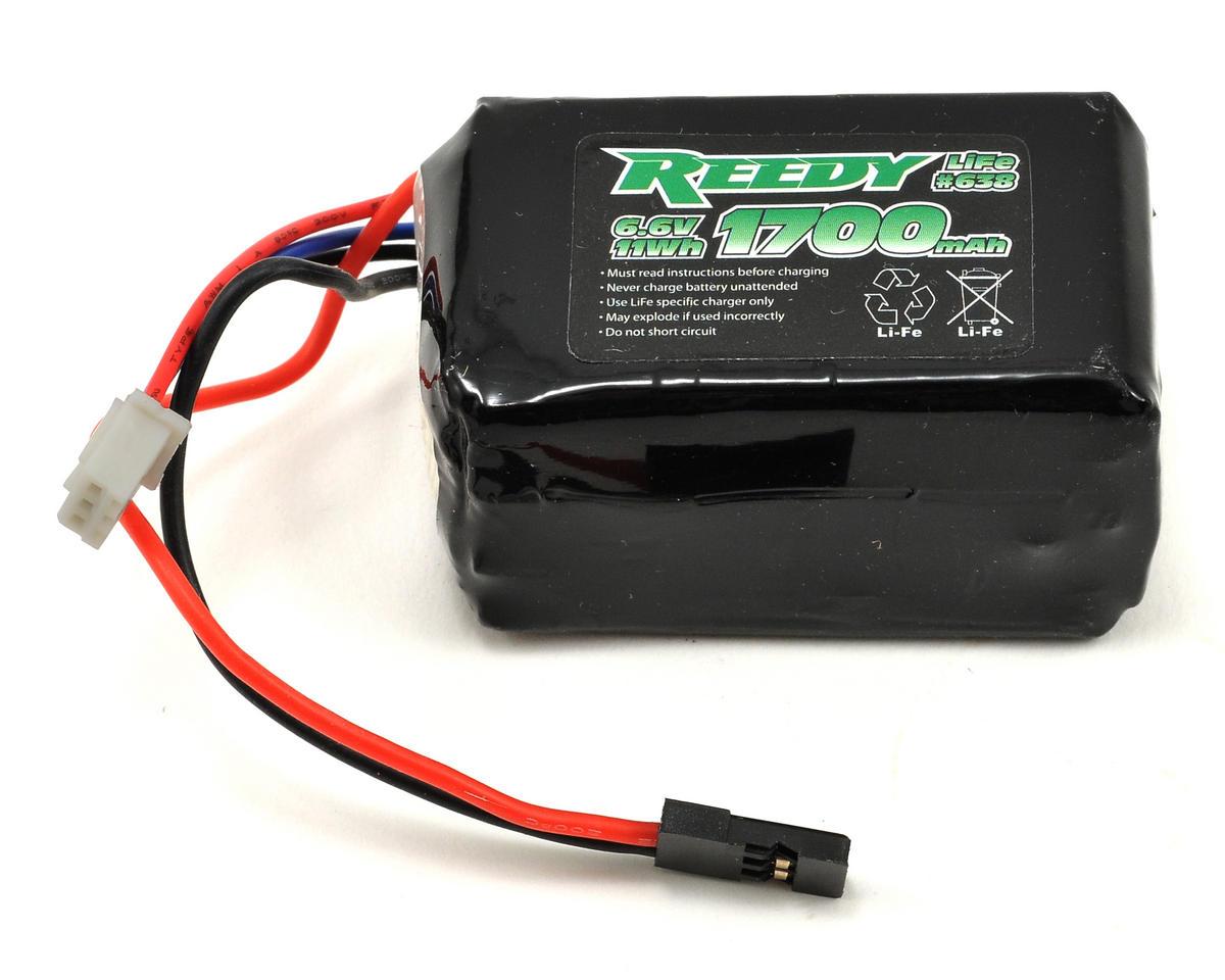 Reedy LiFe Receiver Battery 10C (6.6V/1700mAh)
