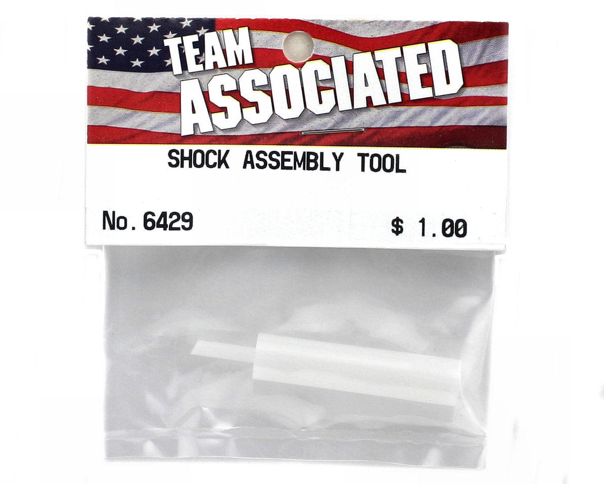 Team Associated Shock Assembly Tool