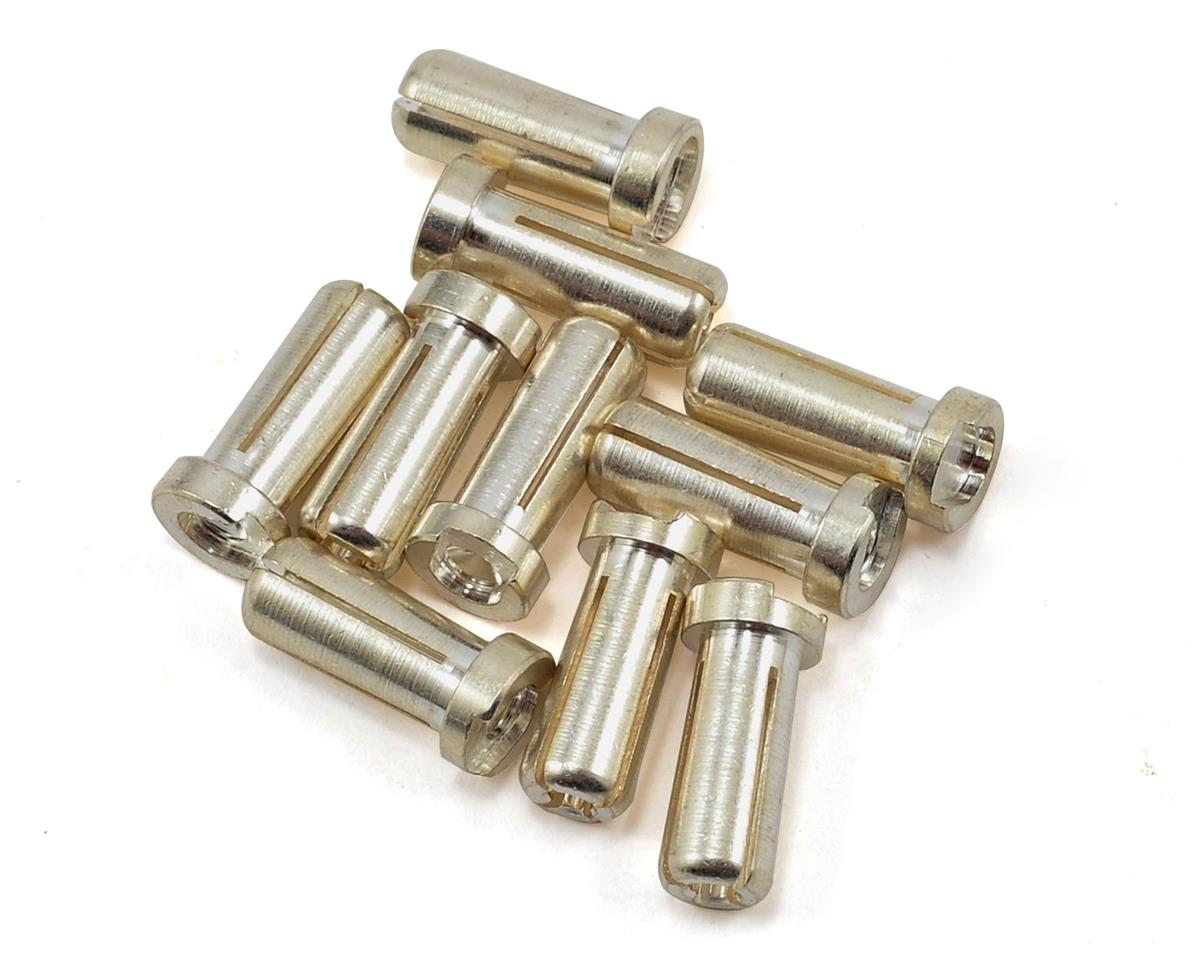 Reedy 5mm Low-Profile Bullet Connector (10)