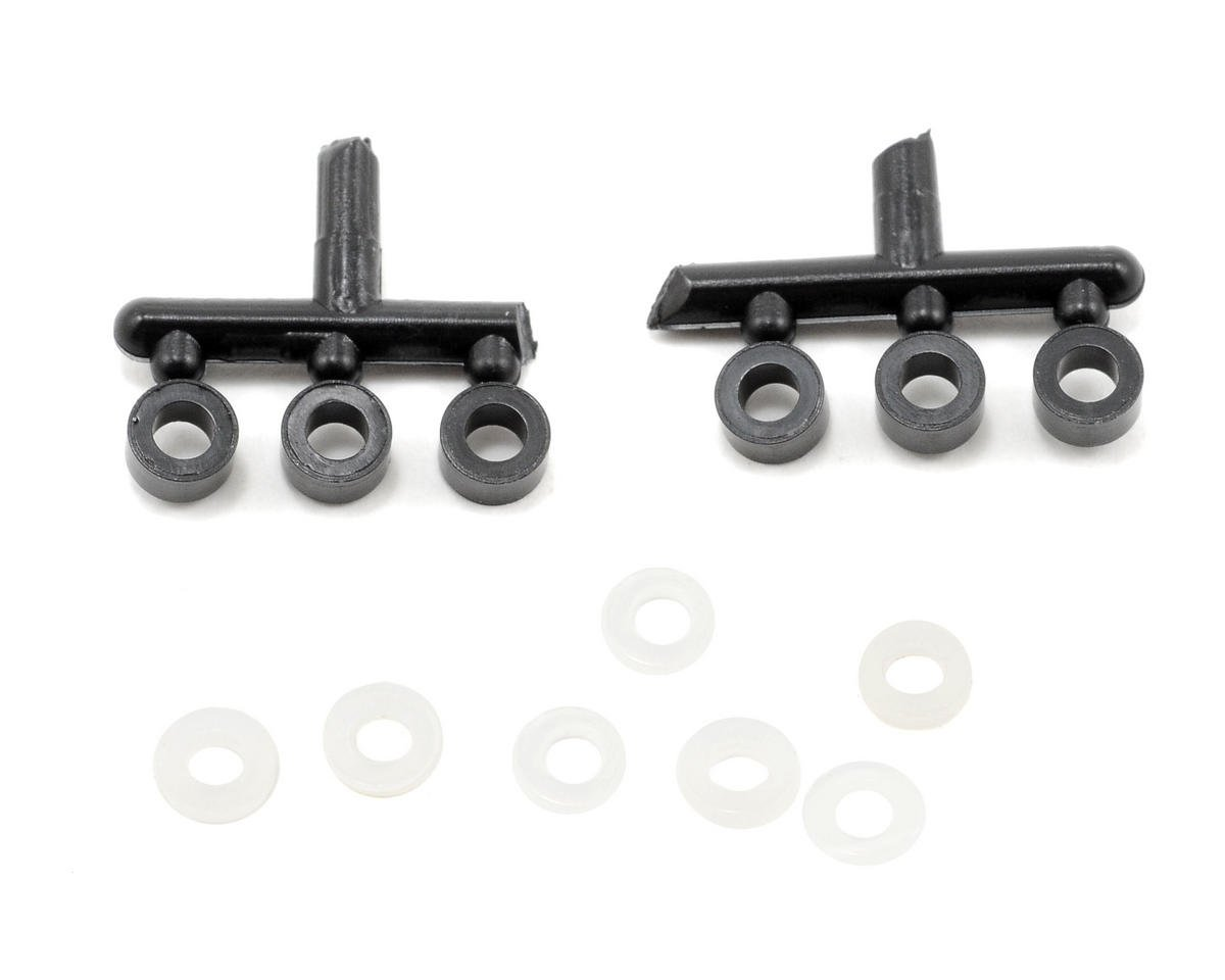 Team Associated TC4 Rear Shock Downstop Set