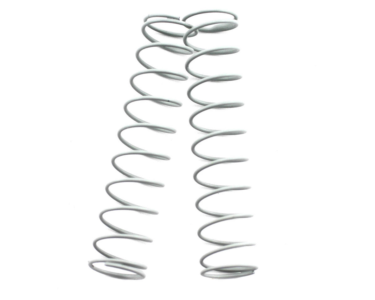 Team Associated RC10 Worlds Rear Buggy & Truck Shock Spring 2.33lb (Gray) (2)