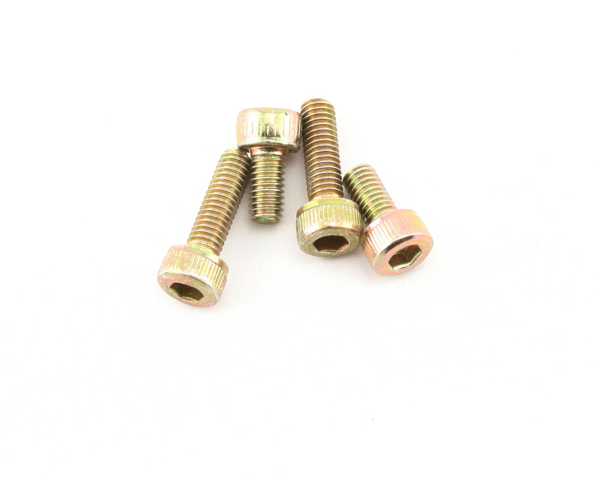 Team Associated Mounting Screws, Metric
