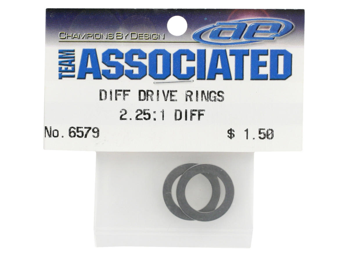 Team Associated Differential Drive Rings (B44)