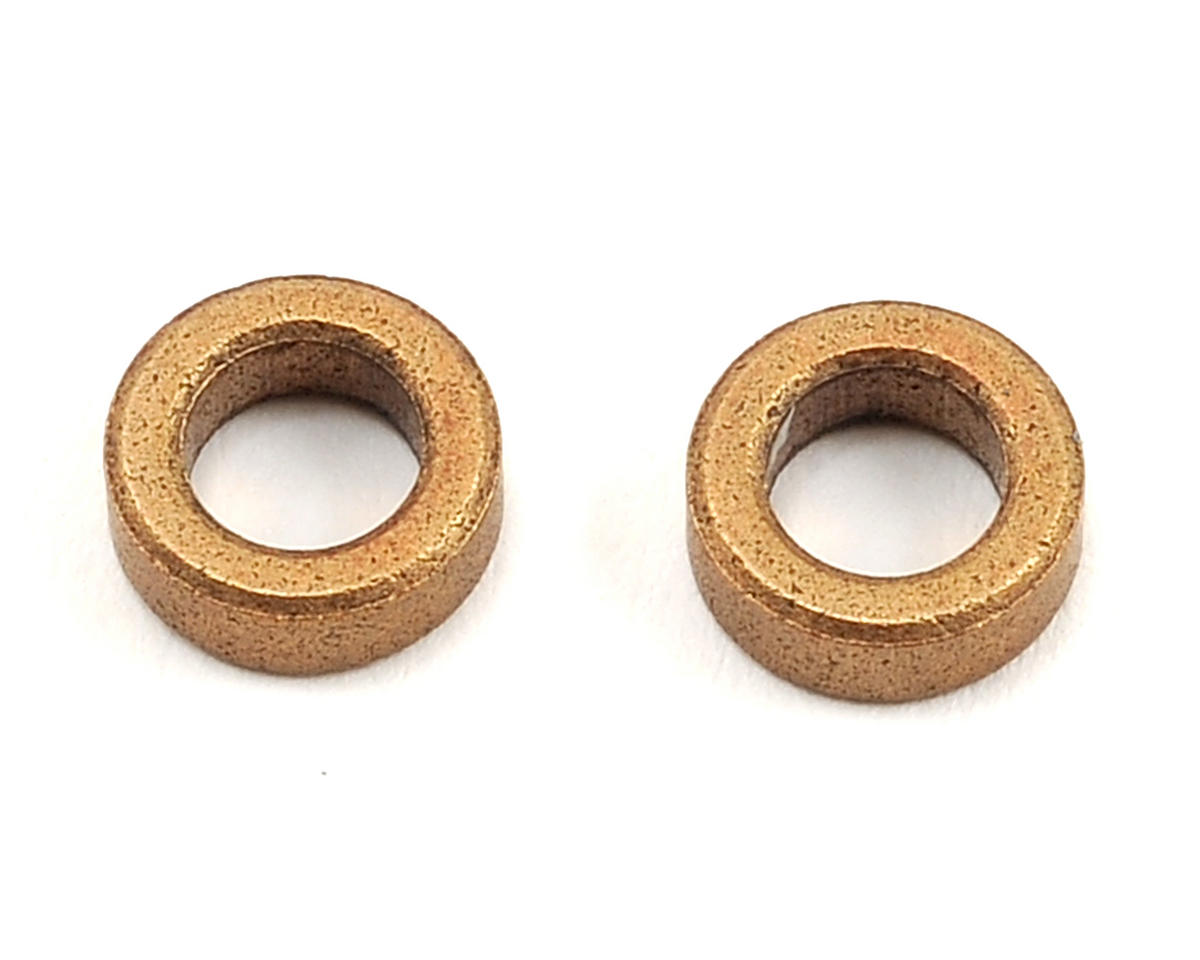 3/16x5/16 Bushing (2) (RC10 B3) by Team Associated