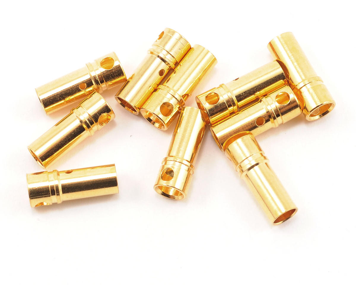 Team Associated 3.5mm Female Connector (10)