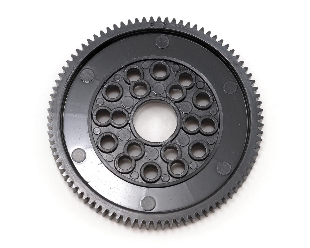 48P Precision Spur Gear (87T) by Team Associated