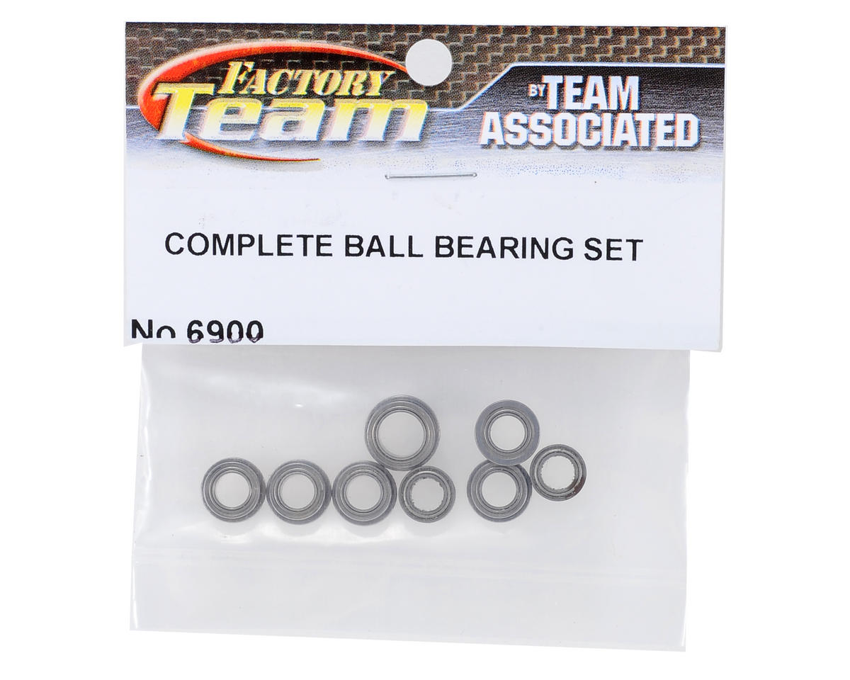 Team Associated RC10 Transmission Bearing Set
