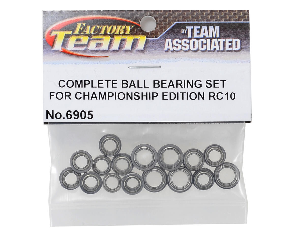 Factory Team RC10 Ball Bearing Set by Team Associated