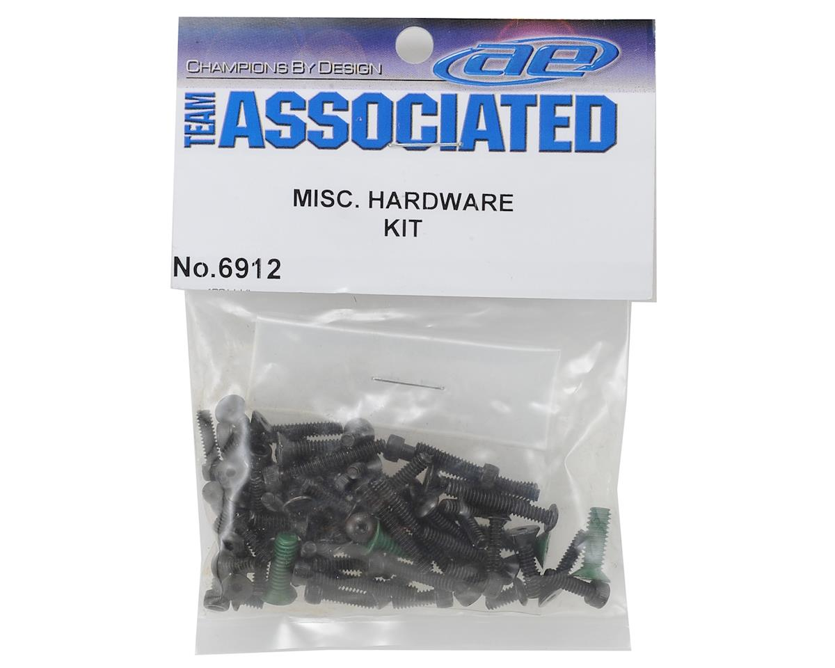 Team Associated RC10GT 4-40 Screw Kit