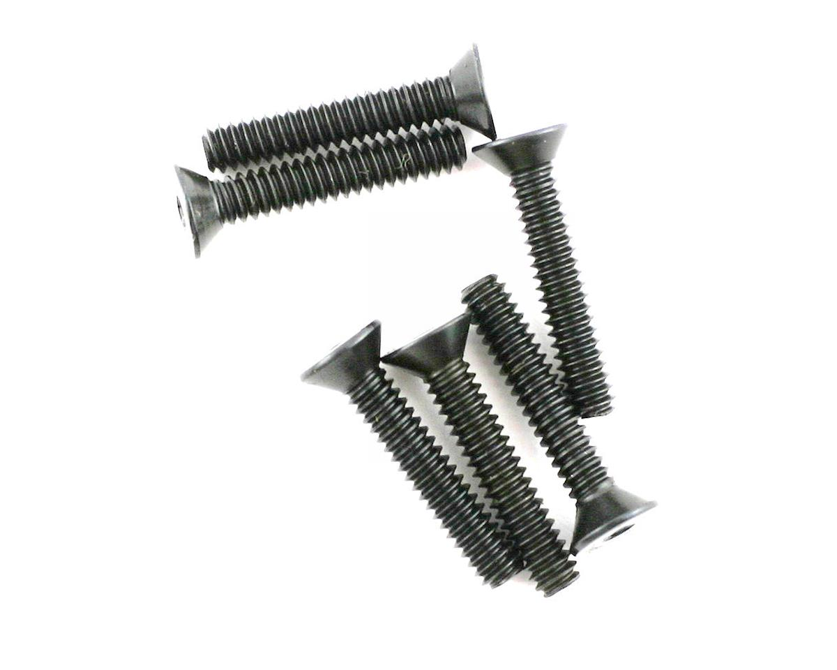 "Team Associated 4-40 x 5/8"" Flat Head Screw (6)"
