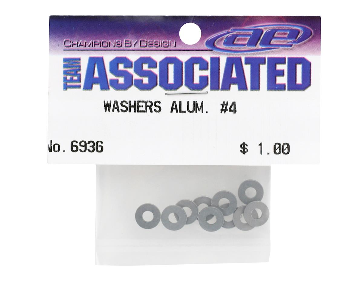 Team Associated Aluminum #4 Washer