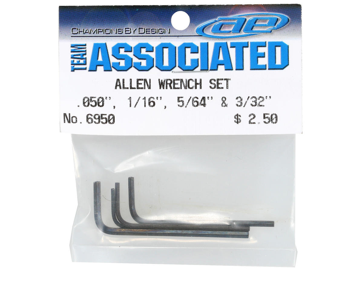 Team Associated Allen Wrench Set