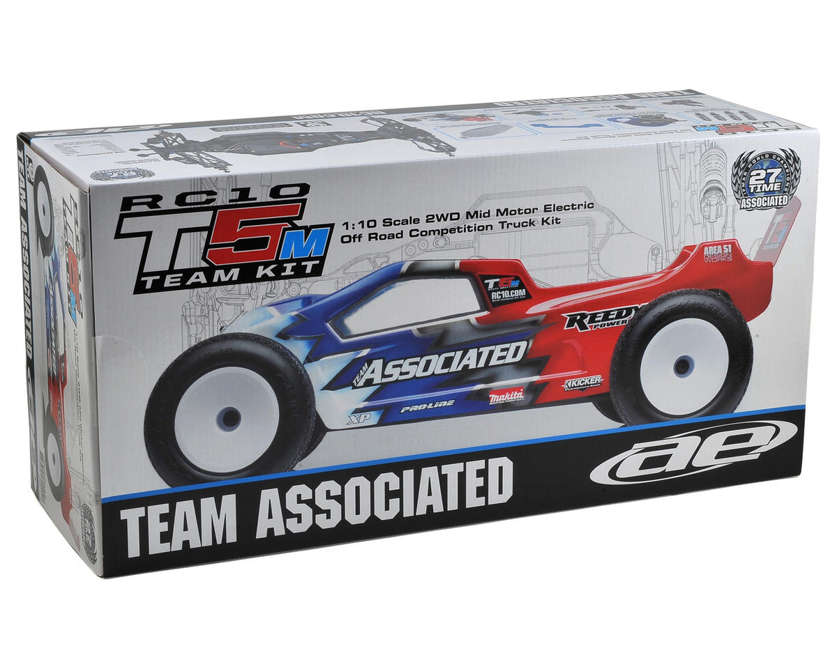 RC10 T5M Mid-Motor Team Truck Kit by Team Associated