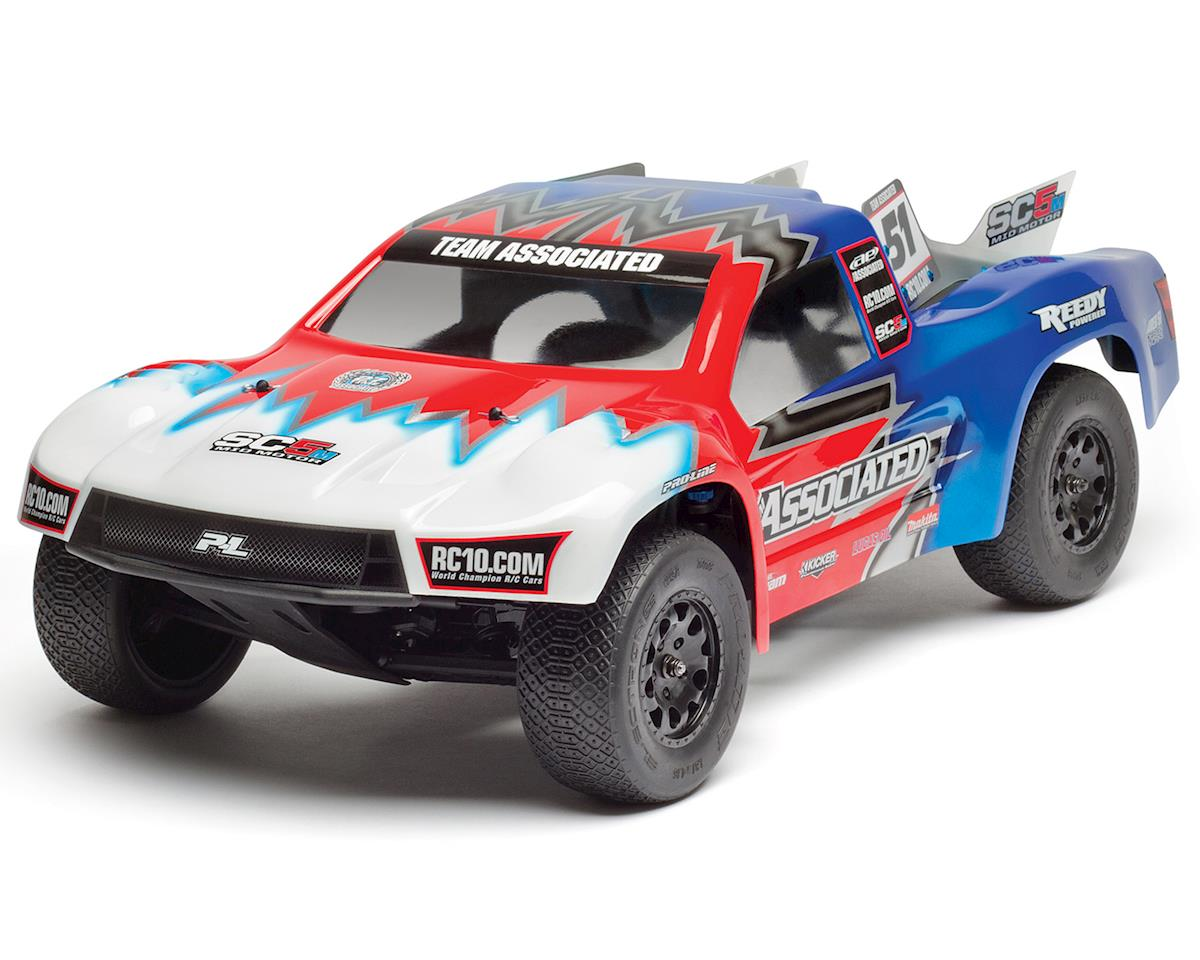 RC10 SC5M Team 1/10 Electric 2WD Short Course Truck Kit by Team Associated