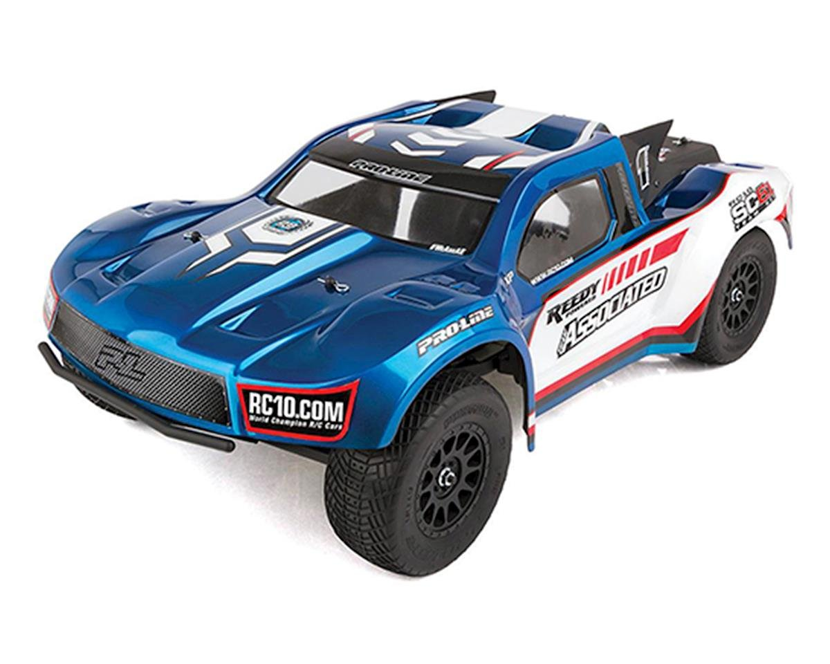 RC10 SC6.1 Off Road 1/10 Short Course Team Truck Kit by Team Associated