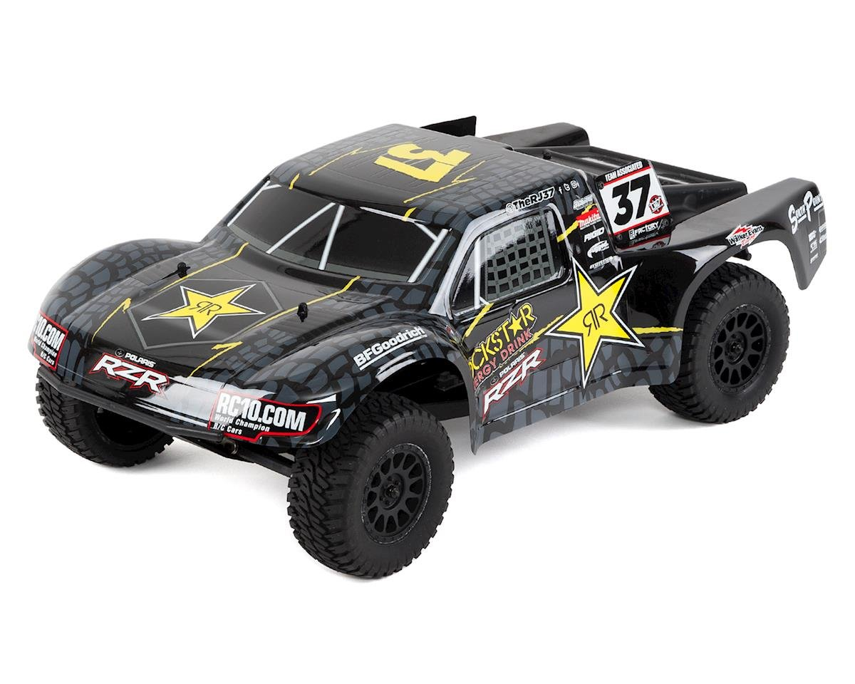 ProSC10 1/10 RTR 2WD Short Course Truck (Rockstar) by Team Associated