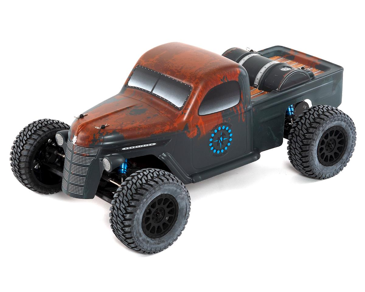Trophy Rat RTR 1/10 Electric 2WD Brushless Truck