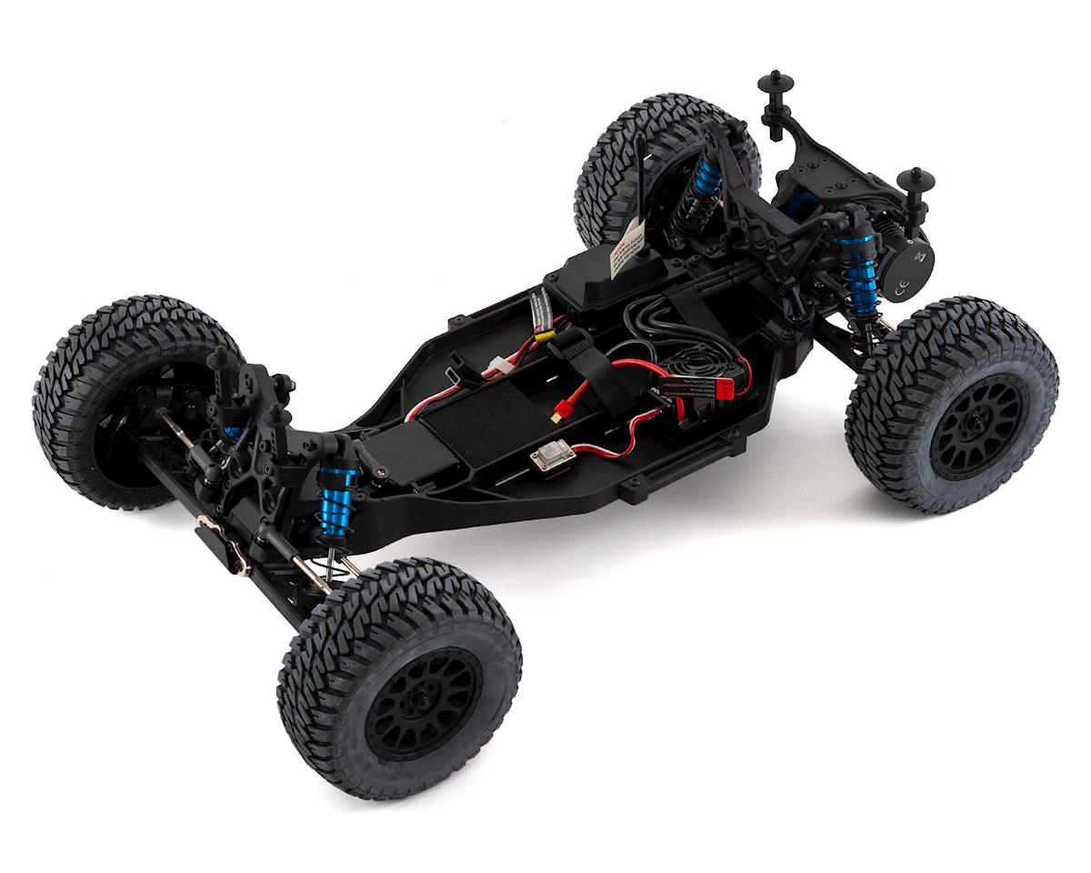 Team Associated Trophy Rat RTR 1/10 Electric 2WD Brushless Truck Combo