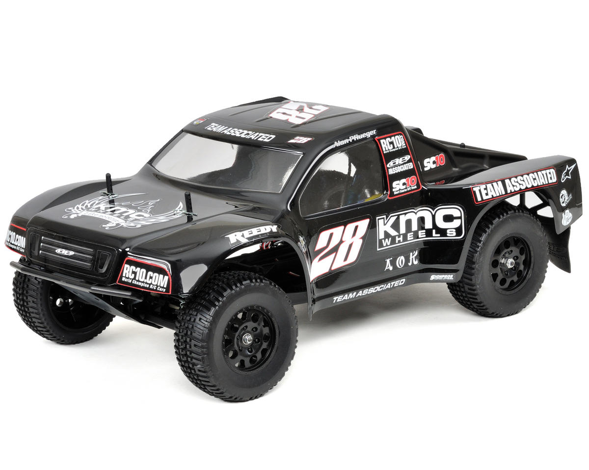 Team Associated SC10 RTR Electric 2WD Short Course Truck