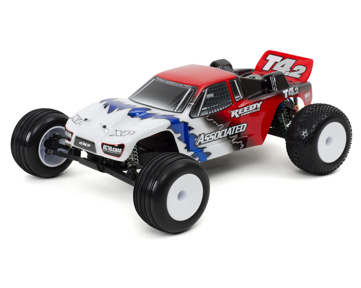 T4.2 Brushless RTR 1/10 Stadium Truck by Team Associated