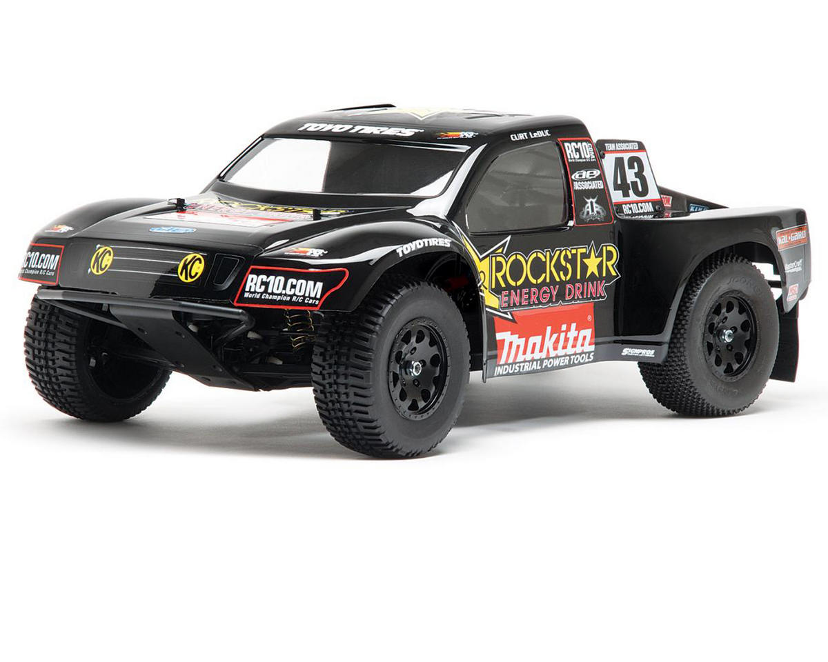 Team Associated SC10 RS Rockstar-Makita 1/10 RTR 2WD Short Course Truck