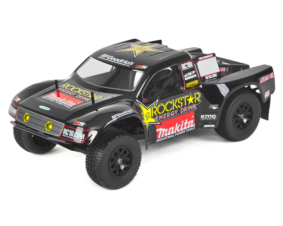 Team Associated SC10RS RTR BL 2WD Short Course Truck