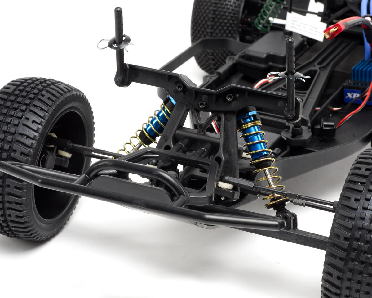 Team Associated SC10RS RTR Brushless 2WD Short Course Truck w/2.4GHz (Hart/Hunti
