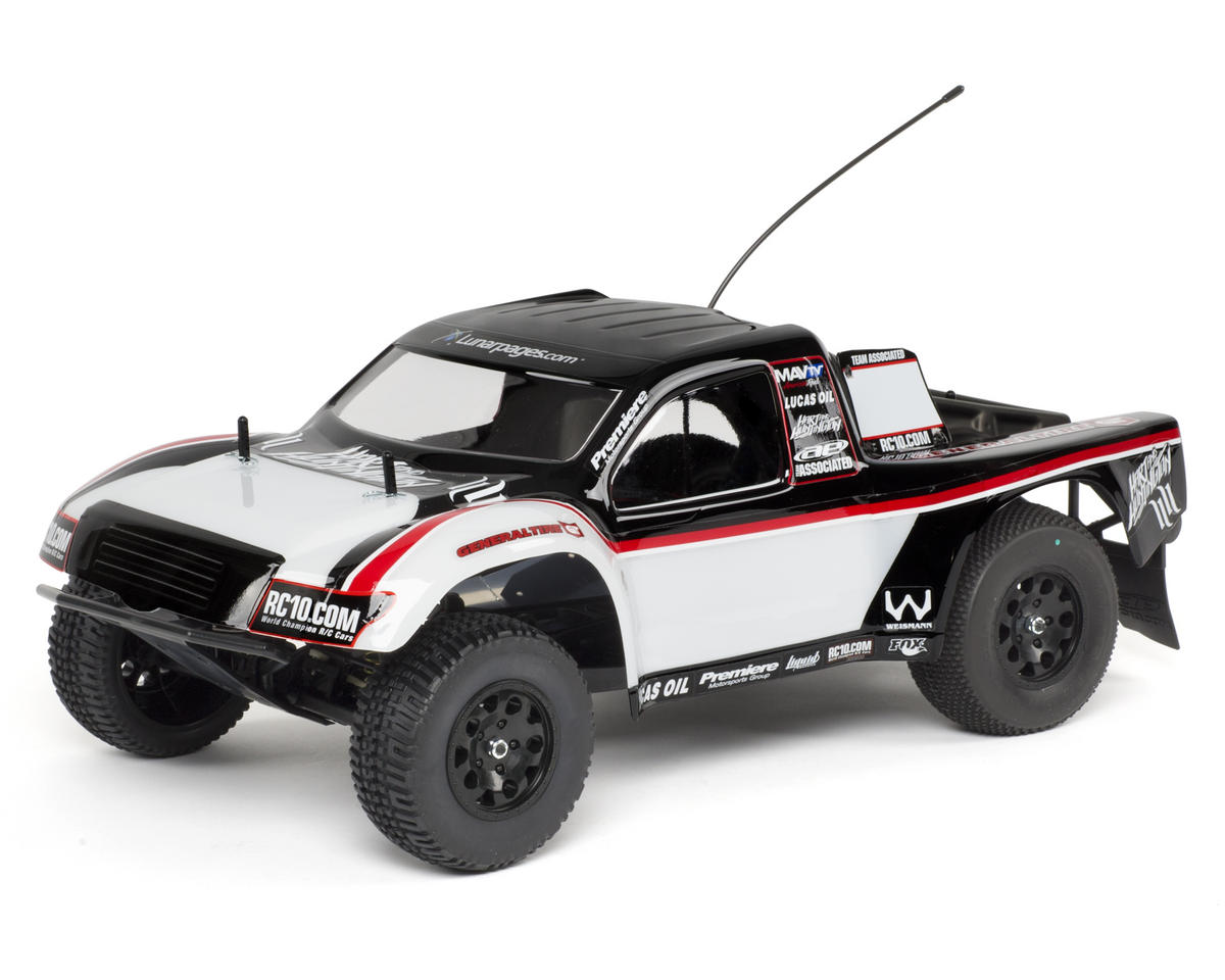 Team Associated SC10RS RTR Brushless 2WD Short Course Truck w/2.4GHz, Battery &