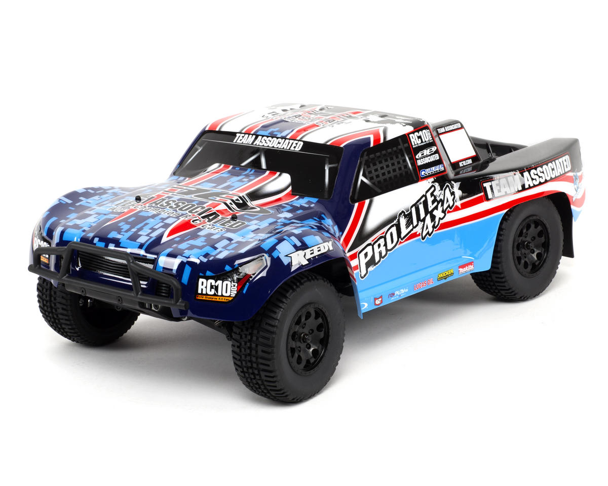 Team Associated ProLite 4x4 RTR Brushless 4WD Short Course Truck w/2.4GHz & 7-Ce