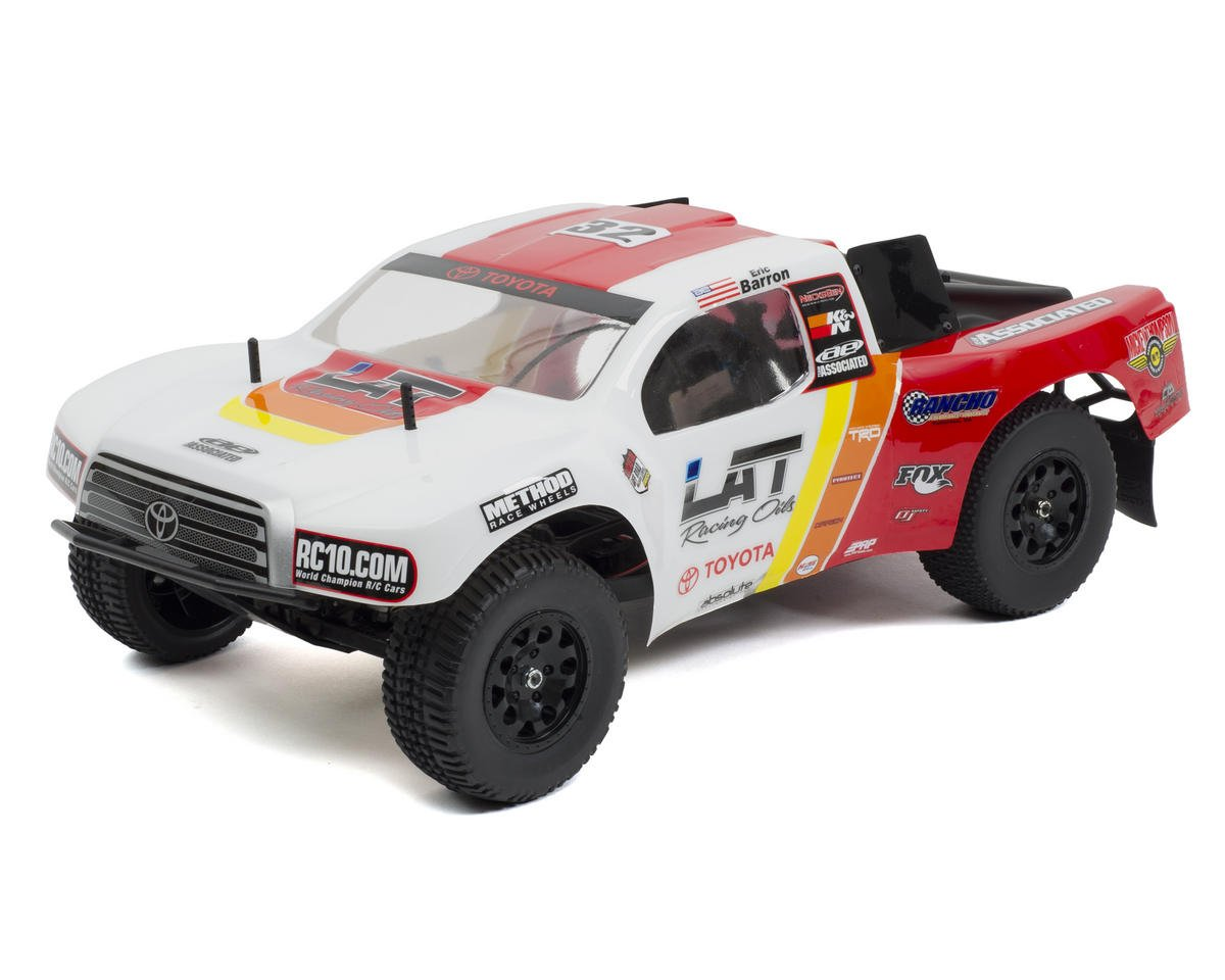 Team Associated SC10RS RTR Brushless 2WD Short Course Truck w/2.4GHz (Toyota Rac