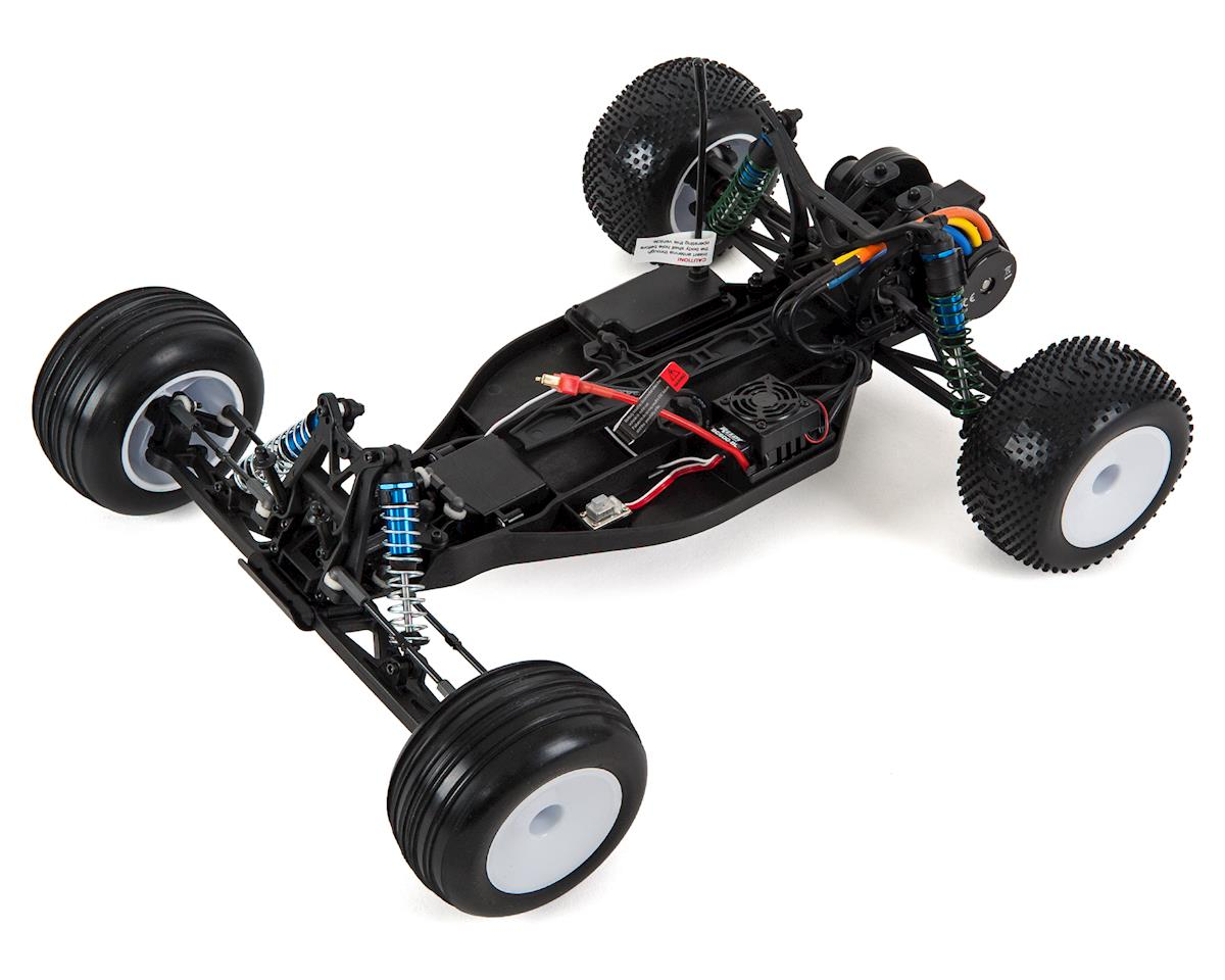 Team Associated RC10 T4.3 Brushless RTR 1/10 Stadium Truck Combo