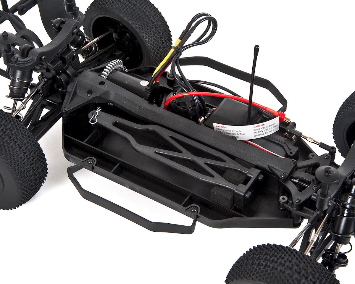 Team Associated ProSC 4x4 Brushless Ready-To-Run White