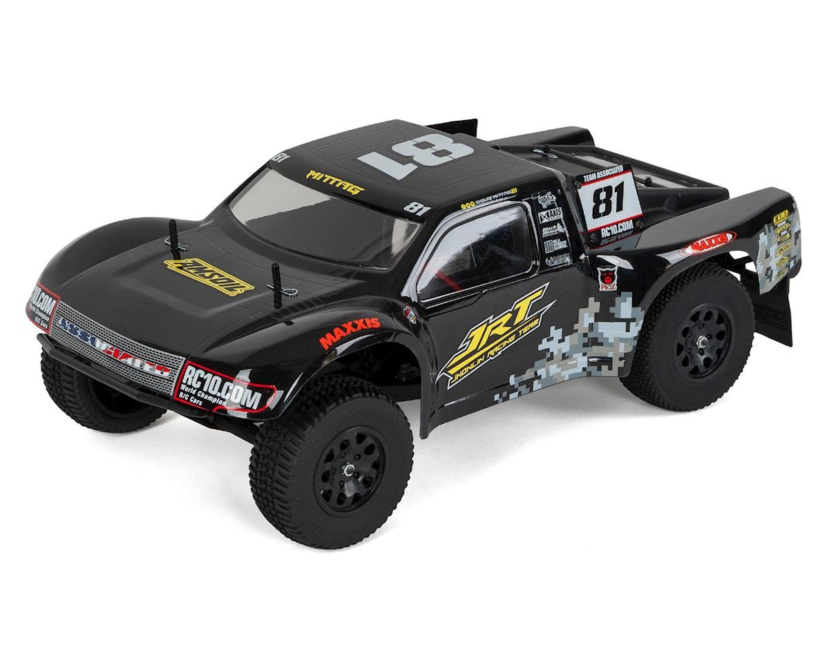 SC10.3 RTR 1/10 Electric 2WD Brushless Short Course Truck (JRT) by Team Associated