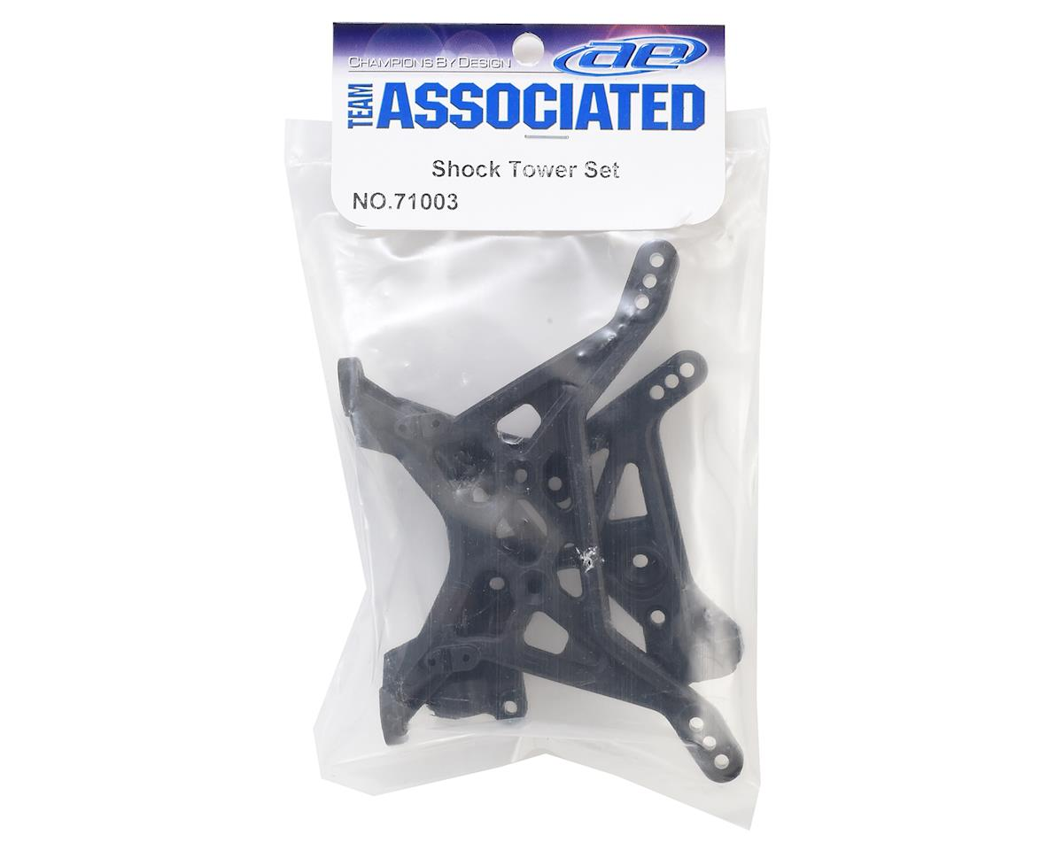 Team Associated ProSC10 Shock Tower Set
