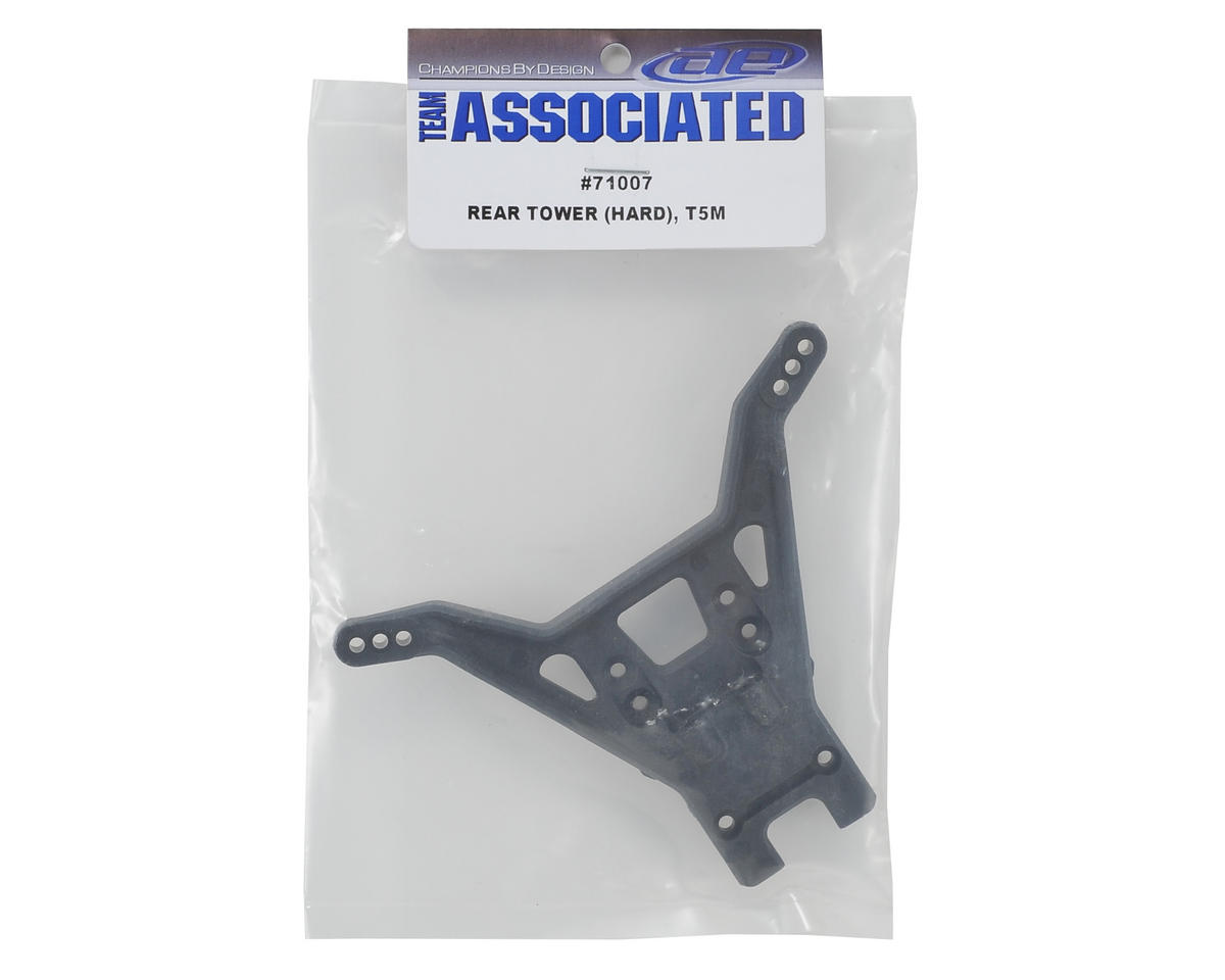 Team Associated Factory Team Rear Shock Tower (Hard)