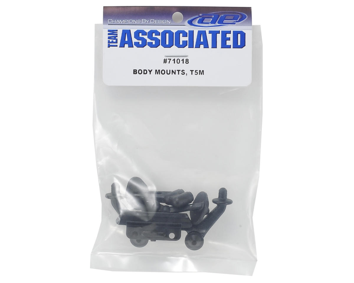 Team Associated Body Mount Set