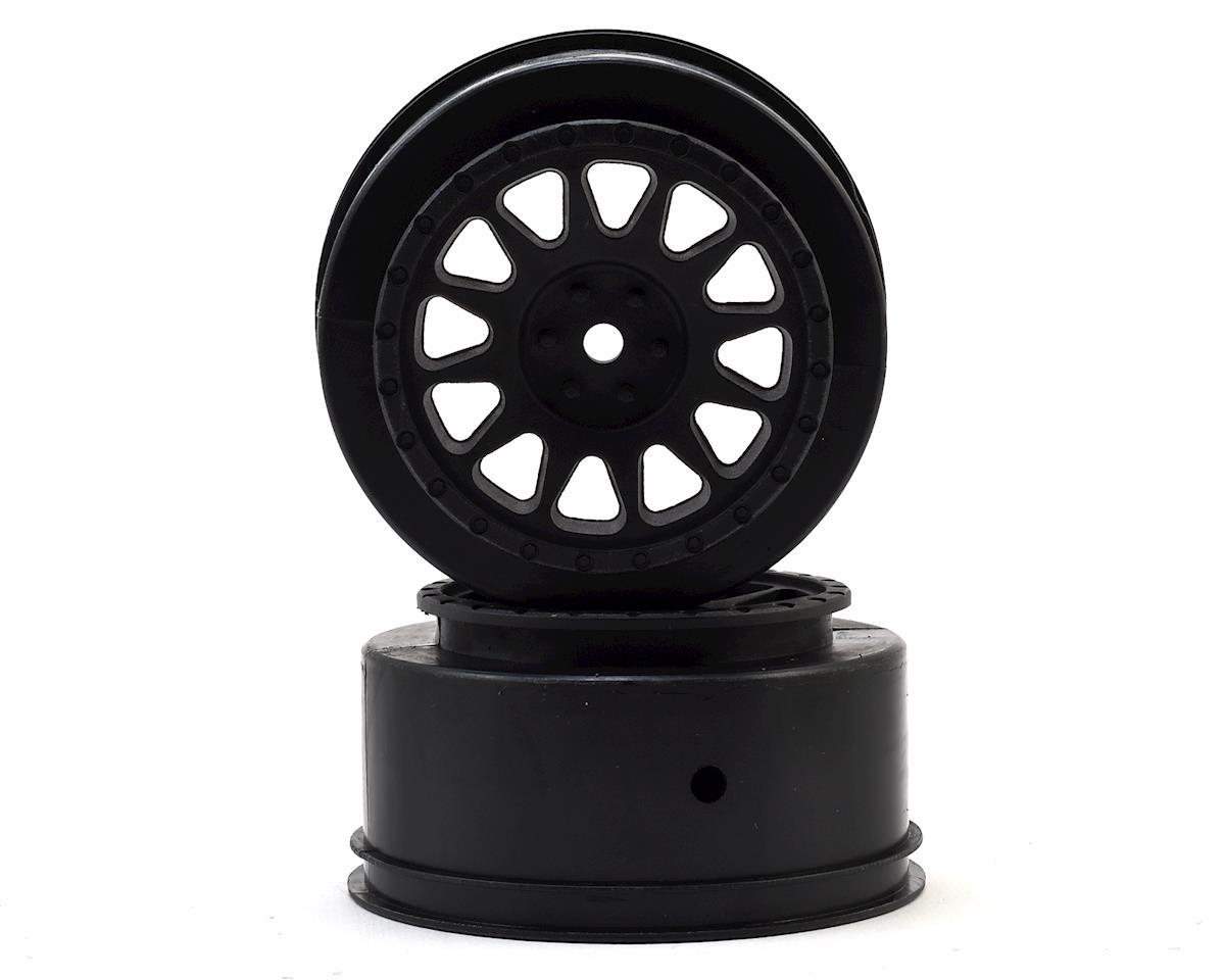 Team Associated 12mm Hex Method Wheels (Black)
